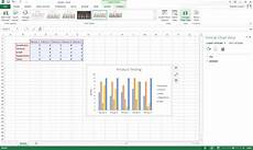 Diagram Excel Add In by How To Create Charts In Excel To Visualise Data Bespoke