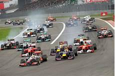 Formel 1 Start 2018 Fotobuehne At