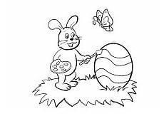 Ostern Malvorlage Pdf Ausmalbilder Ostern Osterhase Ostereier Kinder Malvorlagen