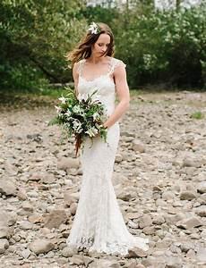 natural elegant wedding inspiration