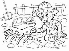dinosaurs fossils coloring pages 16729 fossil coloring pages free coloring library