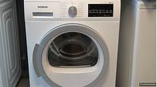 Siemens Iq500 Wt47w460ff Test Complet S 232 Che Linge