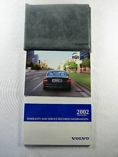 car repair manual download 2002 volvo s80 instrument cluster 2002 volvo s80 owners manual book ebay