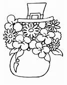 Coloring Pages Shamrock Printable For