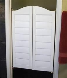 pendeltür holz selber bauen saloon door shutter
