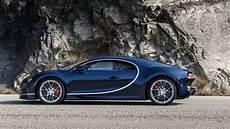 Bugatti Chiron La Voiture De Sport De Bugatti
