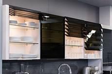 meuble haut cuisine ouverture electrique veranda