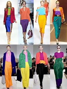 color blocking i always loved colour blocking i don t believe it is a trend just a matter of