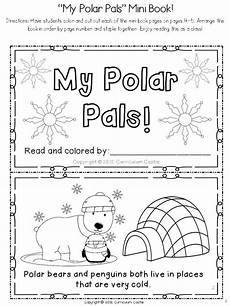 arctic animals worksheets for preschool 14127 polar bears and penguins a polar region thematic unit thematic units book and bears