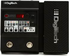 digitech element xp multi effects pedal digitech element xp multi fx pedal with expression pedal sweetwater