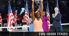 sloane stephens completes tale us open win