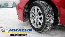michelin crossclimate winter test