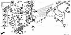 honda scooter 2014 oem parts diagram for wire harness partzilla com