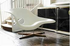 chaise charles eames vitra edition la chaise by charles and eames at 1stdibs