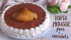 bigne crema e cioccolato fatto in casa da benedetta fatto in casa da benedetta torta mousse cioccolato e pere facebook