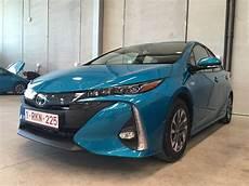 Toyota Prius Rechargeable 2017 Les Premi 232 Res Images De L