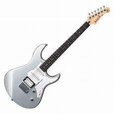 yamaha pacifica 112v electric guitar silver at gear4music