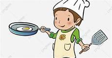 Gambar Kartun Chef Gambar Kartun