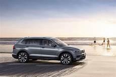 Volkswagen Tiguan Allspace Hits Geneva Motor Trend