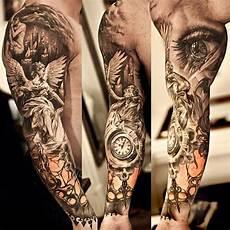 Die Besten 25 Ganzarm Tattoos Ideen Auf