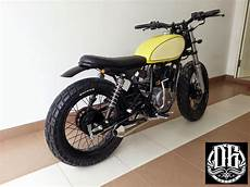 Biaya Modif Japstyle by Biaya Modif Style Scorpio Modifikasi Motor Japstyle