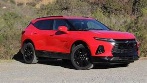 Three Row Chevy Blazer XL Will Allegedly Arrive In China