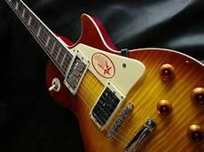 jimmy signature guitar guitar custom shop jimmy page signature electric guitar in cherry burst oem guitars