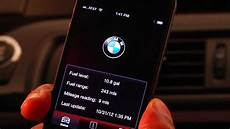Bmw Apps In Detail
