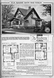 sears and roebuck house plans sears farmhouse the roseberry craftsman style bungalow