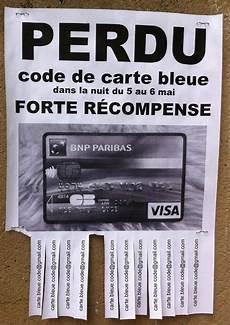 carte bleue bloquée vous avez perdu votre code de carte bleue un peu d