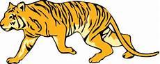 Stalking Tiger Clip At Clker Vector Clip