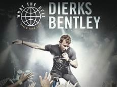 Dierks Bentley Concert Schedule