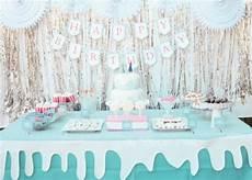 theme anniversaire reine des neiges les 10 plus belles sweet table d anniversaire sur le th 232 me