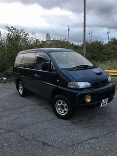 how petrol cars work 1994 mitsubishi expo navigation system l reg mitsubishi delica 4x4 7 seater auto new mot 2 8 to day van cer in culverhouse cross