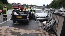 Unfall Hessen Heute - zwei verletzte nach unfall auf der a5 bei seeheim