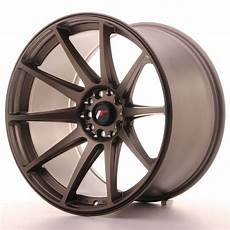 japan racing wheels jr 11 bronze 19x11 zoll japan