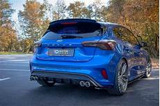 Rear Valance With Exhaust Ford Focus Mk4 St Line Our
