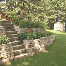 Garten Hang Terrassen Anlegen