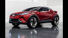 Toyota Chr Distinctive 2017 Toyota C Hr The All New