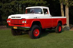 1959 Ford F 350  BREWSTER 10509 0 Classic 4x4s And