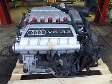 vw vr6 motor audi tt 3 2 vw r32 engine mk1 mk4 3 2l vr6 04 06 oem ebay