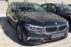 bmw 5er touring g31 real photos of the 2017 bmw 5 series touring