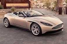 aston martin db11 volante unveiled carbuyer