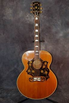 guitar for sale gibson guitars for sale 1953 gibson sj 200 custom with california hardshell