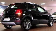 Volkswagen Polo Cross 1 2 Tsi 2011 Black Perleffekt