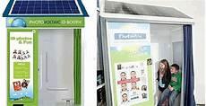 cabina fototessera cabina fototessera al fotovoltaico
