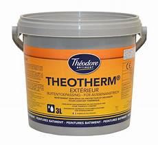 peinture isolante extérieure peinture isolante thermique de ravalement fa 231 ades semi