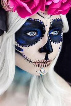 Mexican Sugar Skull Makeup Is A
