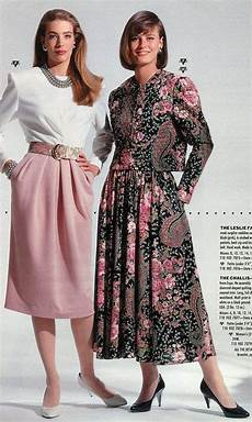 1980s skirts and hairstyles 1980s trendy formal wear think wedding or graduation party suits or casual for work
