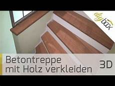 Treppe Mit Holz Verkleiden - betontreppe verkleiden treppenverkleidung mit holz